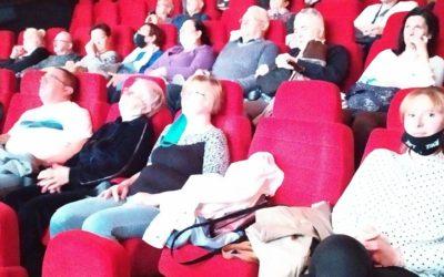 Wyjazd do Torunia do kina