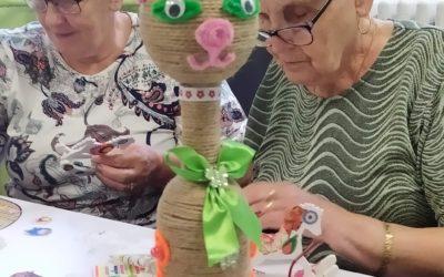 Kolejne prace Seniorów